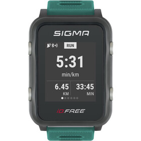 SIGMA SPORT iD.FREE Multi-Sport Watch green